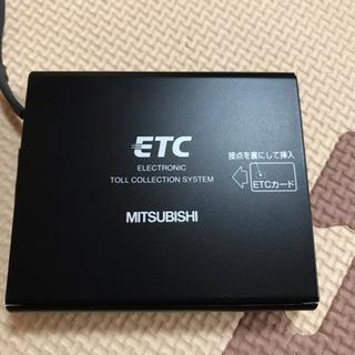 アンテナ一体タイプ三菱製ETC JX280B03776