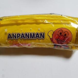 アンパンマン 筒型ビニールペンケース