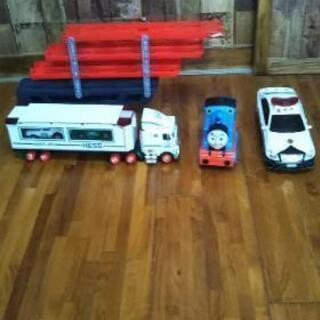 乗り物おもちゃ⑥ ★大型乗り物おもちゃ4点セット★