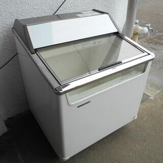 パナソニック キャスター付き冷凍ショーケース SCR-075DN...