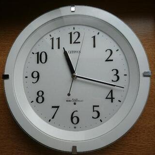 citizen 電波時計
