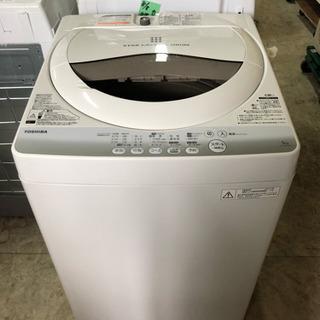 🌈🌈訳ありの為激安‼️TOSHIBA 5kg 洗濯機
