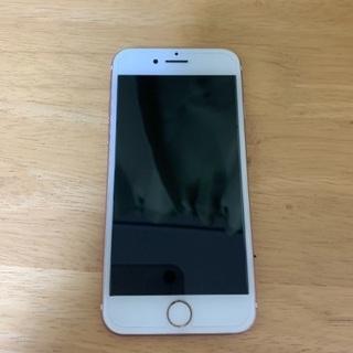 iPhone7 128G ローズゴールド softbank