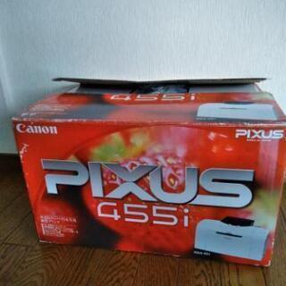 Canon PIXUS 455i プリンター 未使用訳あり