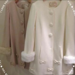 LODISPOTTO リボンがいっぱいの天使みたいな可愛らしいコート