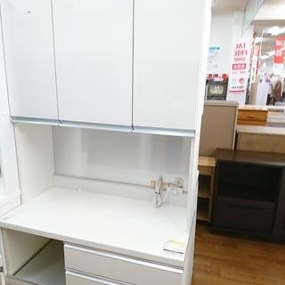 Pamouna 3枚扉レンジボード 【トレファク 川越店】
