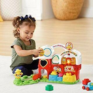 英語用知育おもちゃにどうでしょうか?vtech sort & b...