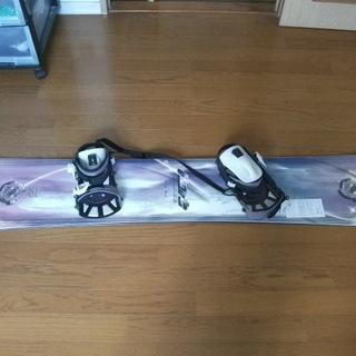Hart VOLTAGE 155cm スノーボード ビンディング...