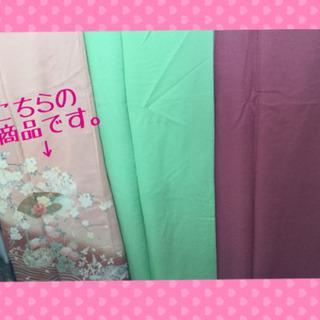 💐 色留袖  💐 かわいい 優しい柄 ピンク 系 結婚式  着物...
