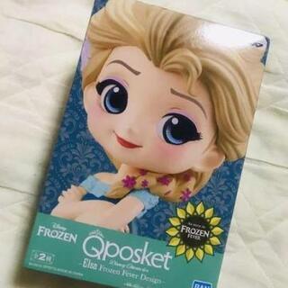 qposket elsa frozen (未開封)