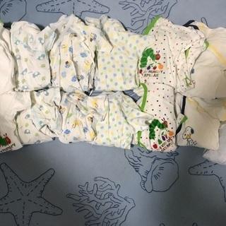 値引き。新生児 短肌着 長肌着セット7点セット 計14枚 ベビー...