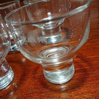 日本酒のグラス 6個 - 生活雑貨