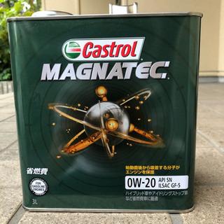 CASTROL(カストロール) エンジンオイル Magnatec...