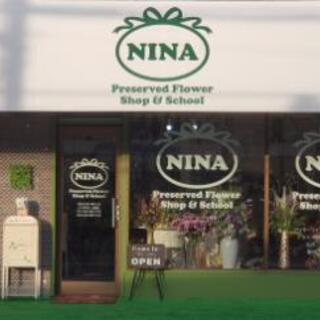 NINA Preserved Flower Shop&School