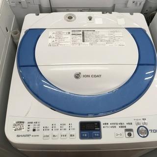 シャープ 7.0kg洗濯機 ES-GE70N-A 2014年製
