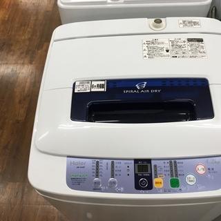 ハイアール 4.2kg洗濯機 JW-K42F 2013年製