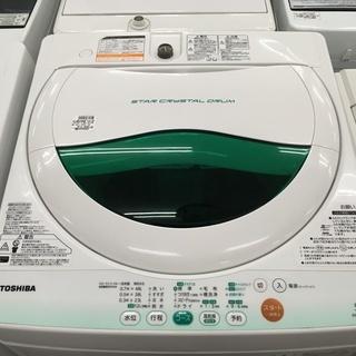 東芝 5.0kg洗濯機 AW-605 2013年製
