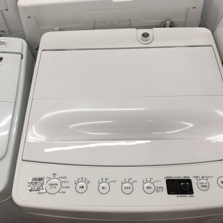 TAGlabel amadana 4.5kg洗濯機 AT-WM4...