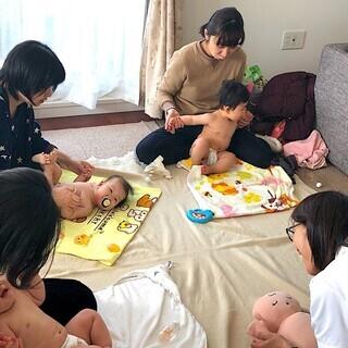 食の安全&ママ友作り&ベビーマッサージ!堺市
