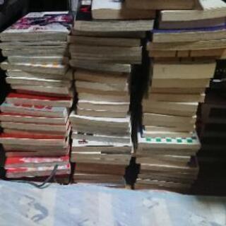 (交渉中)漫画やライトノベル120冊以上