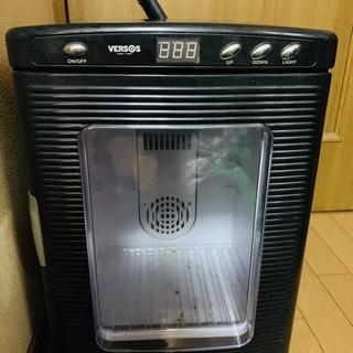 VERSOS ベルソス 25L冷温庫 ブラック VS-404/B...