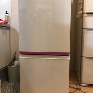 シャープ 2ドア冷蔵庫