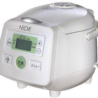 NEOVE 3.5合マイコン炊飯器 NM-RA06 お取引き中