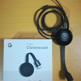 Chromecast      中古品 - 家電