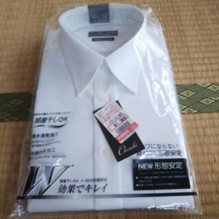 長袖のワイシャツ