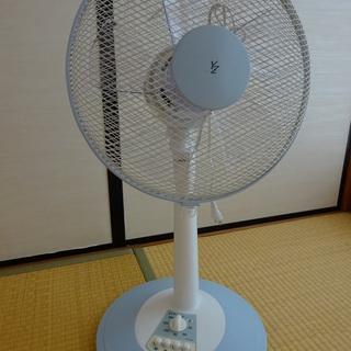 扇風機 山善 YLT-C30