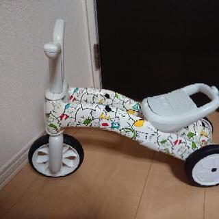 チラフィッシュ  バランスバイク  三輪車