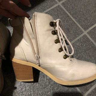 ヘザー  ブーツ