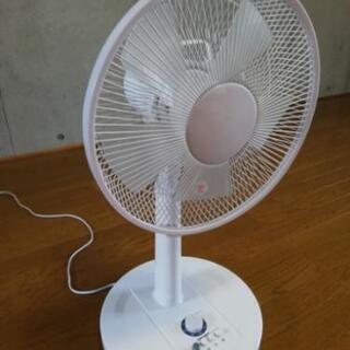 扇風機 使用期間:1ヶ月半