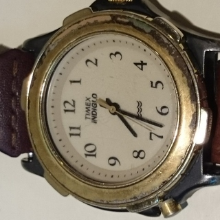 TIMEX  INDIGLO ジャンク物