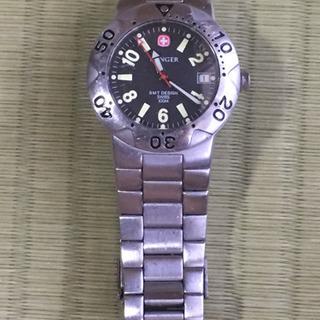 スイス製 wengerミリタリー腕時計 SMT DESIGN