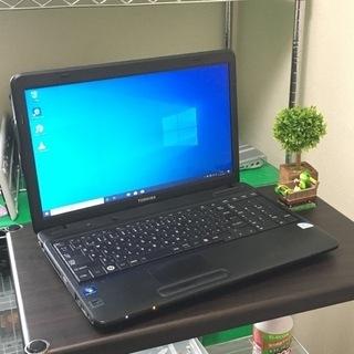 東芝 ノートパソコン Windows10 メモリ2GB HDD3...