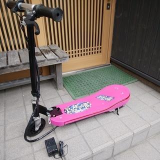 電動キックボード チョッパーLED TY-139 折り畳み可能