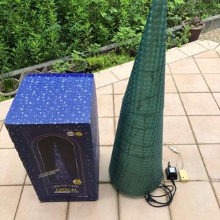 ドウシシャ LEDアイスツリー120センチ