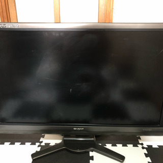 AQUOS40インチテレビ