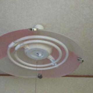 照明ライト 予備電球付き