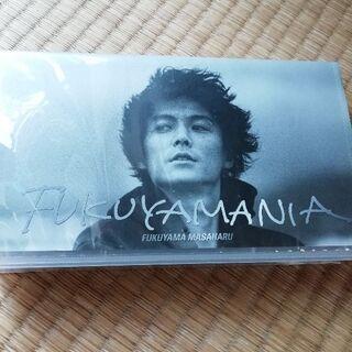 福山雅治/VHS/FUKUYAMANIA