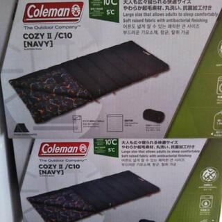 《売り切れ》Coleman CozyⅡ /c10×②個セット《新...