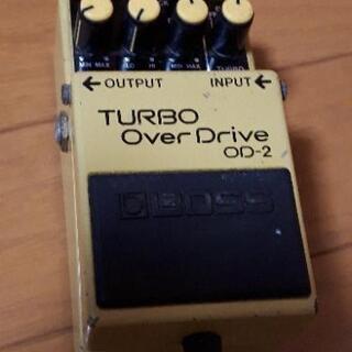 BOSS【OD-2】ターボオーバードライブ
