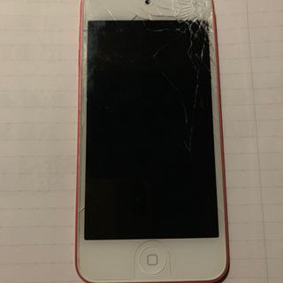 iPod touch 第五世代 32GB 画面割れ購入予定者決定中