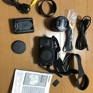 【値下げ中】デジタルカメラ E-410