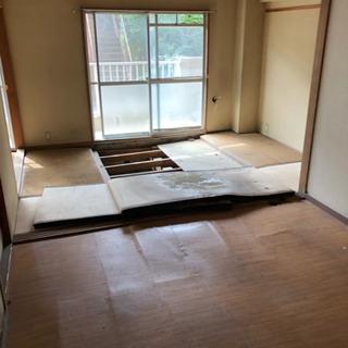 【DIY、自分で工事出来る方歓迎】2部屋で2.5万円【転賃可】