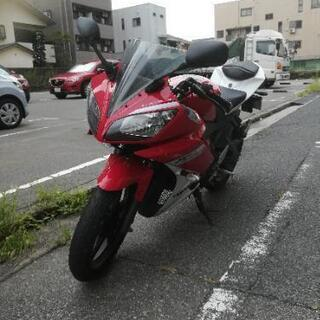 YAMAHA YZF-R15 走行30300km 実働車 走行不...