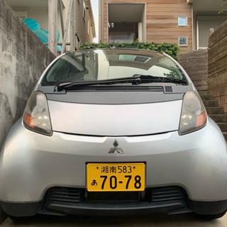 三菱アイ ターボ 機関絶好調で車検付  57547キロ TEIN...