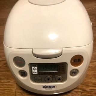 炊飯器 極め炊き NS-WB10