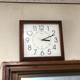 家解体につき処分 27 時計